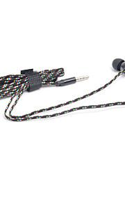 Ufeeling Ufeeling U1 I Øret-Hovedtelefoner (I Ørekanalen)ForMedie Player/Tablet / Mobiltelefon / ComputerWithMed Mikrofon / DJ /