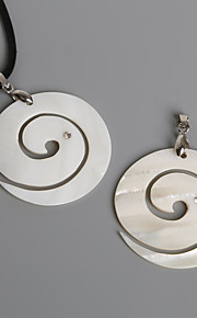 Pendentifs Coquillage Round Shape comme image 1Pc
