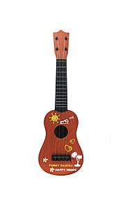 juguete música Madera Rojo / Azul / Bronce puzzle de juguete juguete música