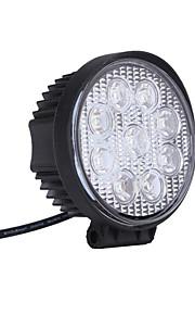 27W ronde LED werklamp, ronde led lamp, ronde looplamp