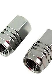 suministros de automoción Seiko calidad tapa de la válvula de aluminio del automóvil