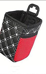 mobiltelefon taske, luftafgang vragrester opbevaringskasse opbevaringspose, 2 farve optiona