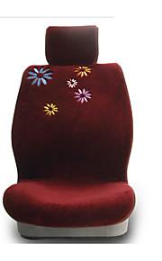 il seggiolino auto società sponda corta felpa in cashmere inverno tappeto di lana auto pad sono seggiolino auto universale