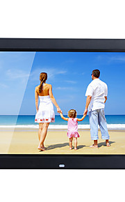 14 inch Digital Picture Frame 1024*768 USB 2.0 with Clock/Music&Movie Play Support 14 Country Languages