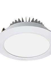 12W Mennyezeti izzók 1000-1100 lm Meleg fehér / Hideg fehér SMD AC 100-240 V 1 db