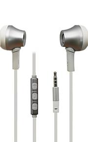 Ufeeling Ufeeling U18 Kanaal-oordopjes (in gehoorgang)ForMediaspeler/tablet / Mobiele telefoon / ComputerWithmet microfoon / DJ / Volume