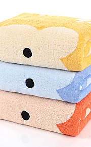 "1 Piece Bamboo Fabric 55"" by 27"" Cartoon Pattern Super Soft Anti-microbico"