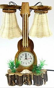 Bureaulampen-Oogbescherming-Noviteit-Hout/bamboe