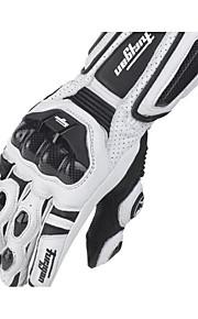 Furygan guanti afs10 moto lungo moto guanti in pelle da corsa degli uomini