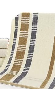 "1 Piece Full Cotton  Hand Towel 29""by 13"" Stripe Pattern Super Soft"