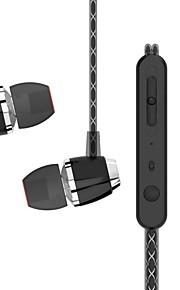 UiiSii UiiSii U4 I Øret-Hovedtelefoner (I Ørekanalen)ForMedie Player/Tablet / Mobiltelefon / ComputerWithMed Mikrofon / DJ / Lydstyrke