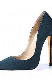 Women's Shoes Microfibre / Patent Leather Spring / Summer / Fall Heels Heels Wedding / Office & Career