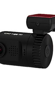 mini 0805 1.5 tommer 1296p hd lcd skærm gps bil dvr videokamera