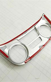 chevrolet lova rv airconditioning in de controle paneel box abs decoratieve plating matte interieur refit stickers