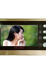15v-18vdc 300mA 7 inches farve visuelle intercom dørklokken indendørs maskine type q6