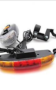 Pyöräilyvalot,Pyöräilyvalot-1 Tila 100 Lumenia Helppo Carry Muux2 USB Pyöräily/Pyörä Musta Pyörä Other Other