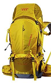 50L L Paquetes de Mochilas de Camping / Mochilas de Senderismo / mochila Acampada y Senderismo / Escalar / Viaje Al Aire LibreImpermeable