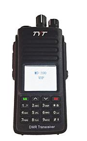 TYT md-390 ip-67 waterdichte handheld transceiver digitale mobiele radio VHF 136-174MHz