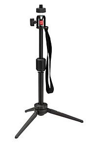 kt-200 mini stativ telefonens kamera stativ beslag stativ desktop stativ