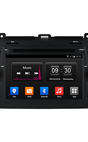 Ownice c300 7 inch in-dash 1024 * 600 auto dvd speler voor toyota prado land cruiser quad core Android 4.4 gps