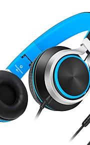 Kanen C8 Høretelefoner (Pandebånd)ForMedie Player/Tablet / Mobiltelefon / ComputerWithMed Mikrofon / Lydstyrke Kontrol