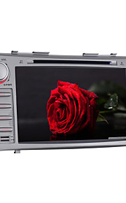 8 '' quad core Android 5.1 auto dvd-speler voor Toyota Camry 2007 ~ 2011 gps navigatie 1024 * 600 radio audio