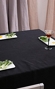 Cotton Blend Neliö Table Cloths