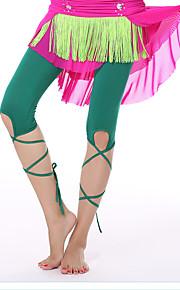 Belly Dance Bottoms Women's Training Modal Pleated 1 Piece Belly Dance