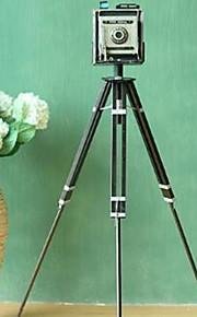 retro jern gulv stativ kameramodel fotografering rekvisitter dekorationer håndværk ornamenter