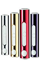 מעטפת מתכת חמה USB האלקטרוני הנייד סיגרית windproof flameless נטענת מצית מצית