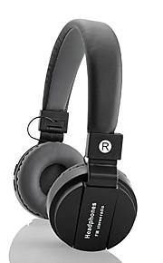 JKR JKR-202A Hoofdtelefoons (hoofdband)ForMediaspeler/tablet / Mobiele telefoon / ComputerWithmet microfoon / DJ / Volume Controle /