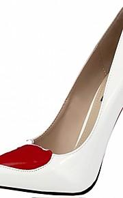 Chaussures Femme-Mariage / Bureau & Travail / Soirée & Evénement / Habillé / Décontracté-Noir / Rouge / Blanc / Gris / Amande-Talon