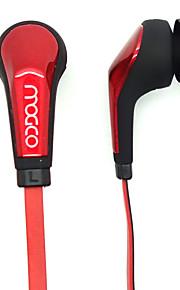 MOGCO IE-M2i Høretelefoner (Pandebånd)ForMedie Player/Tablet / Mobiltelefon / ComputerWithLydstyrke Kontrol / Gaming / Sport