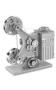 Rompecabezas juguete de la novedad Bloques de construcción Juguetes de bricolaje / 1 Metal Plata juguete de la novedad
