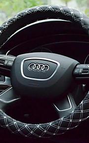 broderet læder bil til dækning miljømæssige ikke-toksisk og ikke-irriterende lugt skridsikker