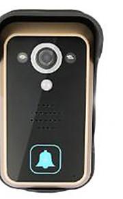 trådløs video intercom gik tre intercom dørklokke