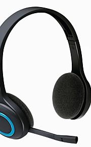 Logitech H600 Trådløs høretelefonForComputerWithMed Mikrofon / FM Radio / Lyd-annulerende