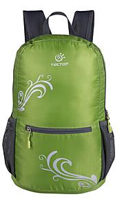 20L L mochila Acampada y Senderismo / Viaje Al Aire Libre / Rendimiento / Deportes de ocio Impermeable / CompactoVerde / Verde Oscuro /