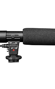 3,5 mm digital video shotgun optagelse mic for canon nikon PENTAX sony
