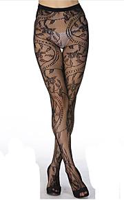 Women Medium Pantyhose,Spandex