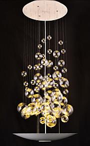 30 Vedhæng Lys ,  Moderne / Nutidig Andre Feature for designere Metal Stue / Spisestue / Entré