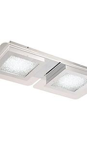 5 Takmonteret ,  Moderne / Nutidig Krom Feature for LED Glas Stue / Soveværelse / Læseværelse/Kontor