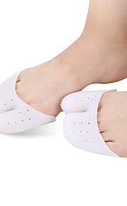 Foot Care Hallux Ballet Orthosis Toe Separator Gel Shoes Guard Pad Insoles & Accessories for Shoes 1 Pair