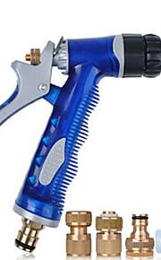 Conjunto de tarjeta de succión pistola de agua directa de fábrica proporcionado con la herramienta de limpieza de vehículos pistola de
