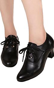 Sapatos de Dança(Preto) -Feminino-Não Personalizável-Latina / Tênis de Dança