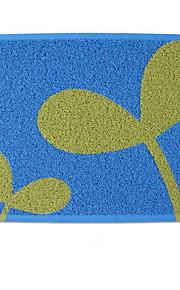 Esteras de Baño-Rústico-Azul / Verde-PVC