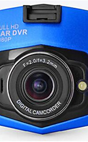 Fabriek-OEM 2,4 inch Allwinner / novatek TF-kaart Zwart Auto Camera