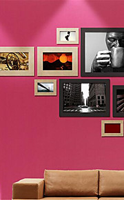 Solide Fond d'écran pour la maison Contemporain Revêtement , PVC/Vinyl Matériel Ruban Adhésif fond d'écran , Chambre Wallcovering