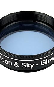 ny lysforurening&måne filter 1.25inch / 31.7mm astronomi teleskop skyglow okular
