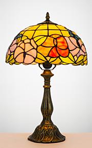 40W Traditionel/Klassisch / Tiffany Schreibtischlampen , Feature für Bogen , mit Gemäldt Benutzen Reihe Schalter